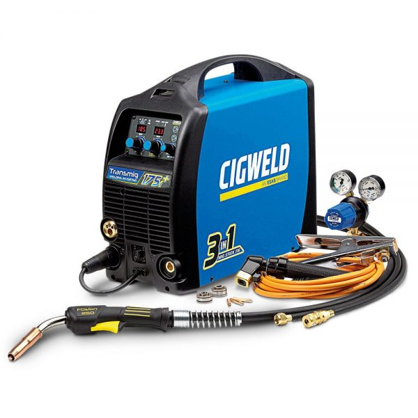 Cigweld 175i+ MIG Welder avaialbe at Gasrep Services
