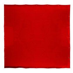 Red Welding Curtain XARWC