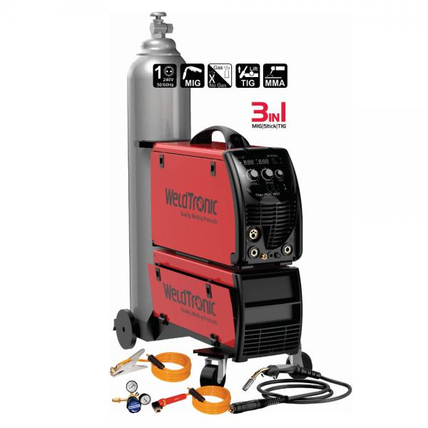 Titan 251iC MST Inverter MIG Welder 250amp For Sale
