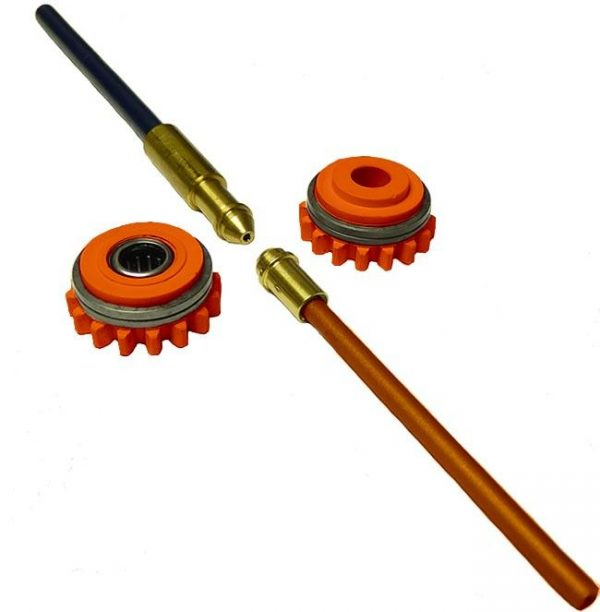 F000242 1.2mm AL Kemppi Drive Rollers available at Gasrep Services