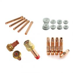 Collet / Collet Bodies / Gas Lens & Gaskets
